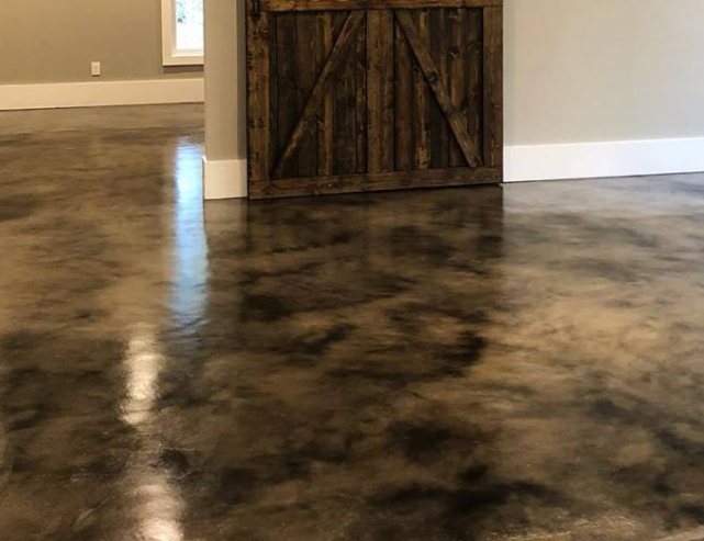 Savannah Decorative Concrete Flooring